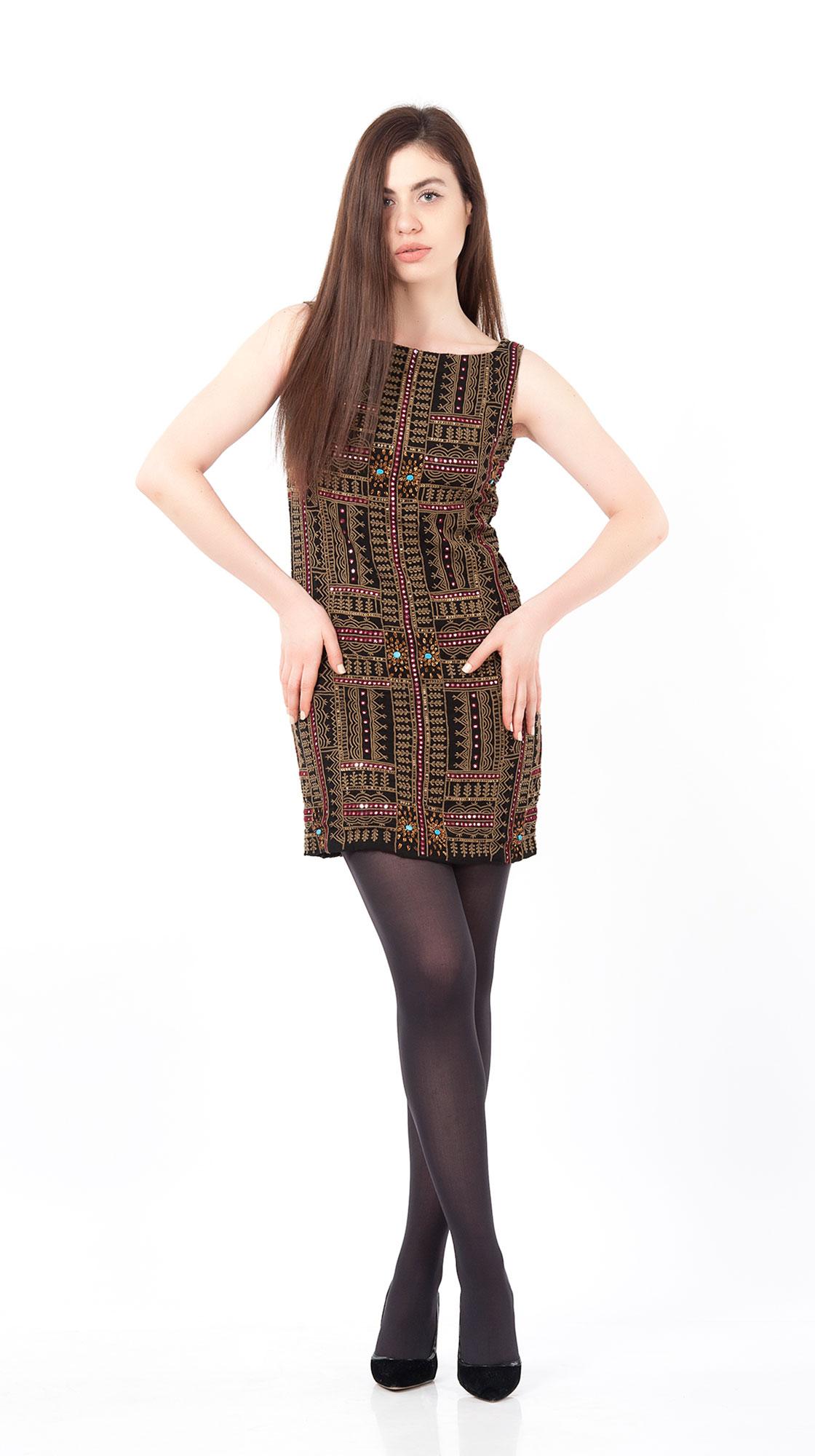 Sonam Dubal Nomad Short Dress